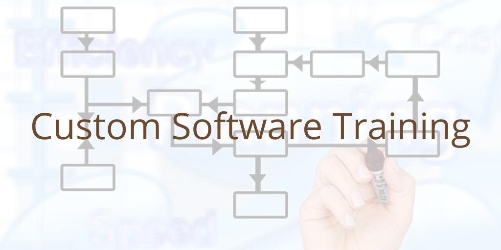 Custom Software Training