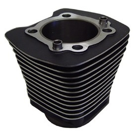 harley davidson motorcycle Evo 1340 Black Wrinkle Finish Cylinder