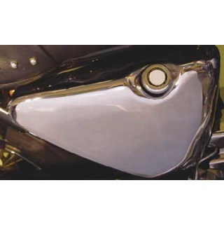 harley davidson motorcycle Sportster chrome oil tank cover