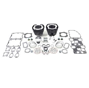 Harley Davidson Twin Cam cylinders with pistons, rings and gaskets
