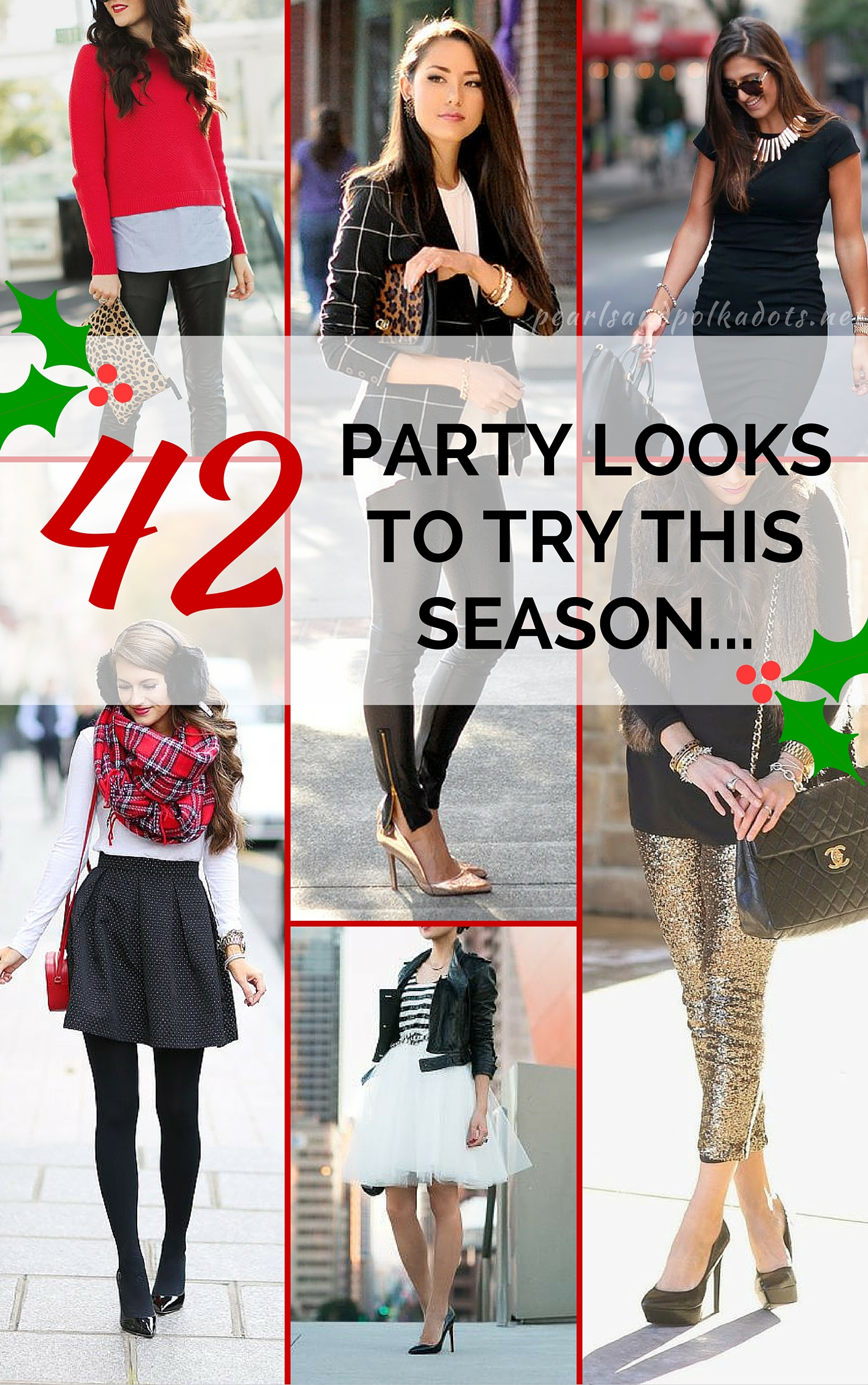 42 Party Looks to Try this Season…