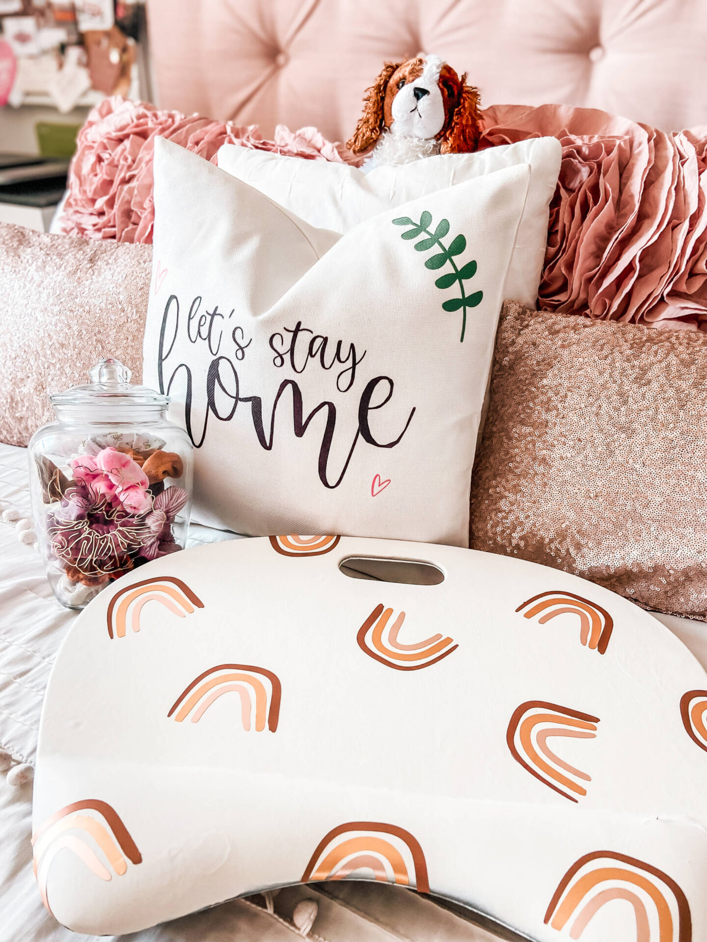 Upcycling Home Decor with Cricut