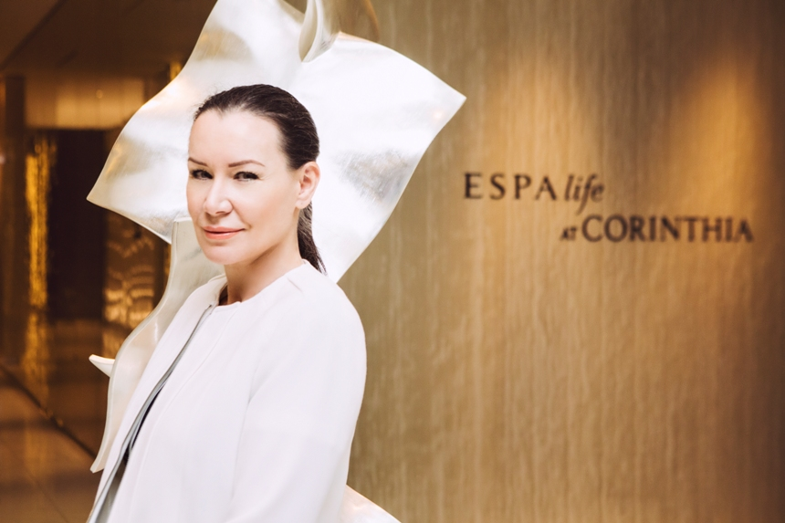 ESPA Life at Corinthia Hotel London