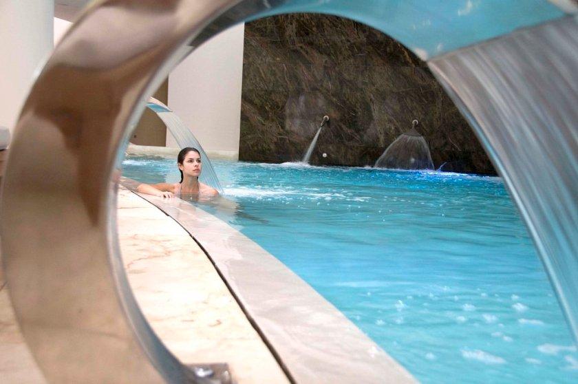The SPA at Grand Velas Riviera Maya