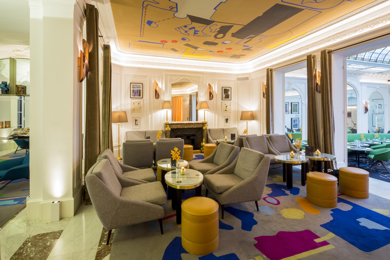 Photographie : Guillaume GUERIN_2015 / Hôtel VERNET / Paris / Décorateru - Francois CHAMPSAUR