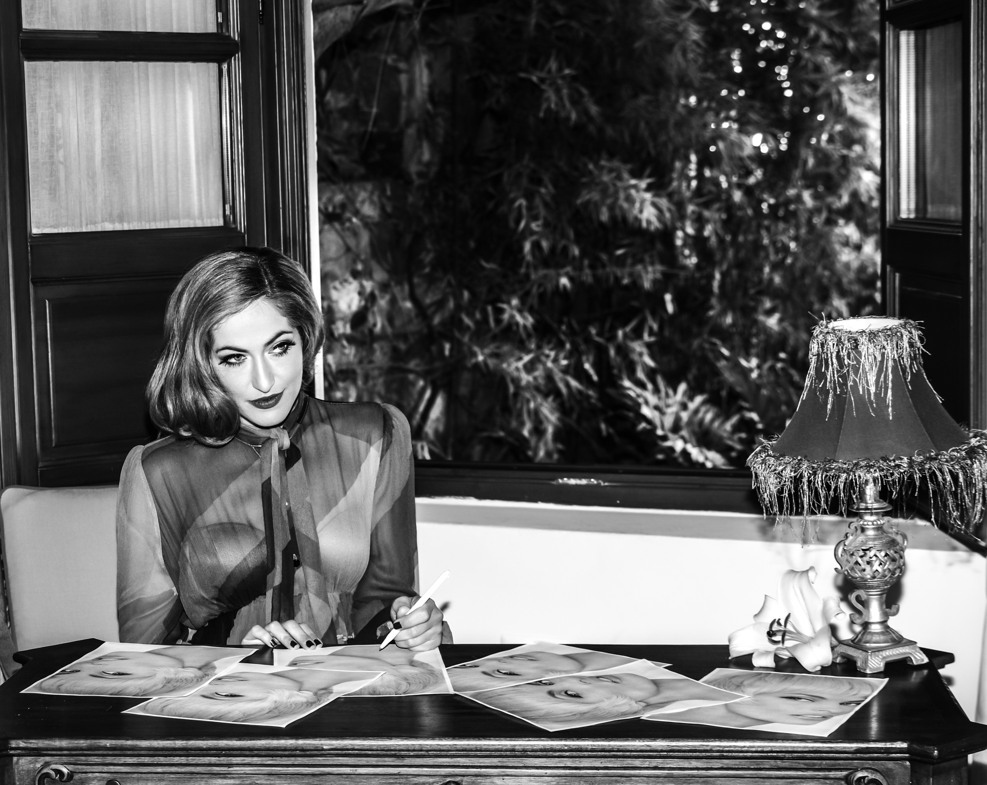 Mittie Babette Roger San Miguel de Allende
