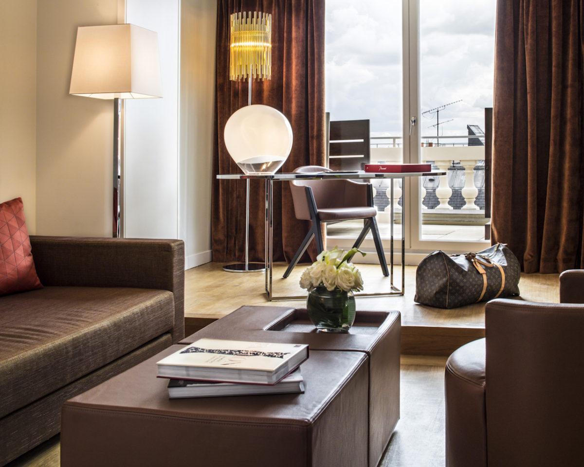 Hotel De Sers, Paris
