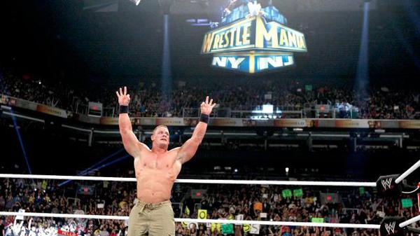 Cena wins