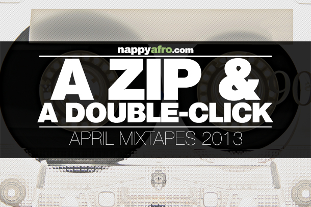 A Zip And A Double-Click-April