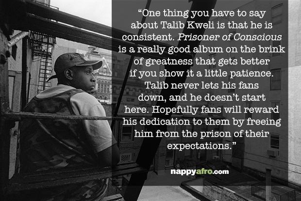 Prisoner of Conscious (Review)