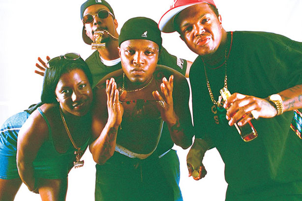 Three 6 Mafia (1998)