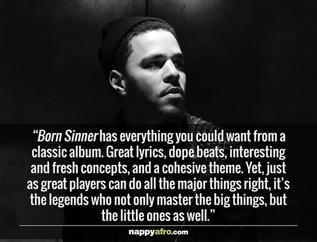 Born Sinner Review