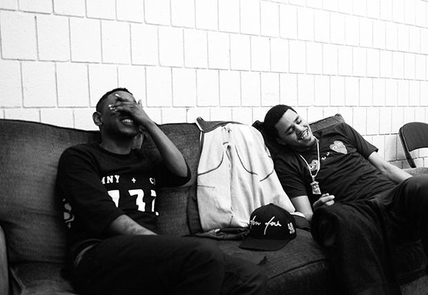 Kendrick & Lamar