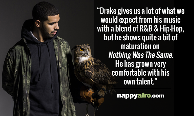 Nothing Was The Same Review