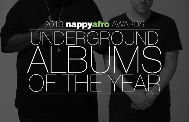 2013 Underground Albums Of The Year