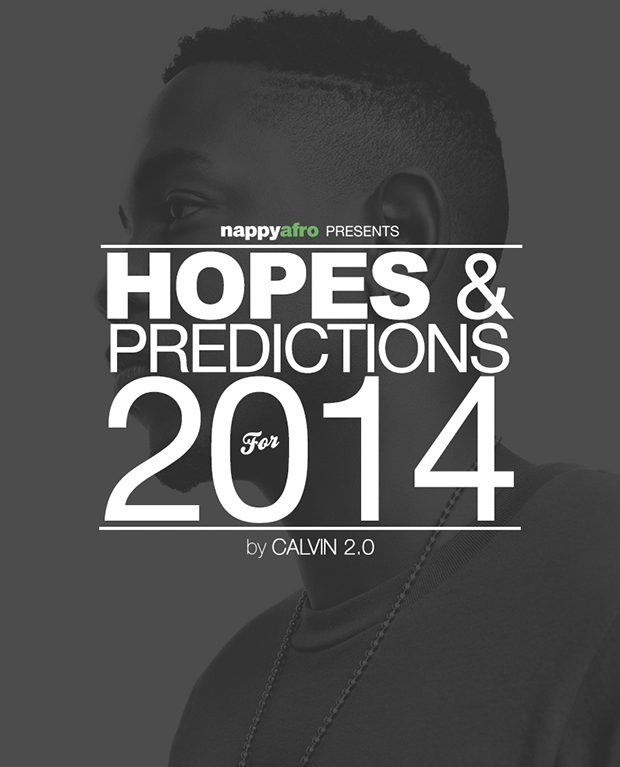 Hope And Predictions For 2014