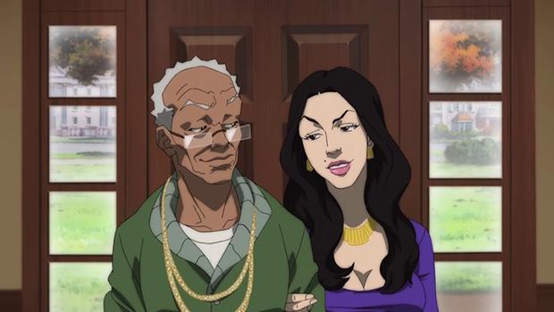Granddad Dates a Kardashian