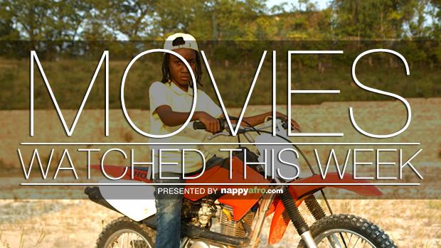 Movies Watched This Week-7