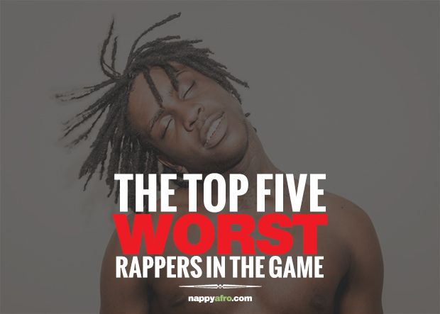 The Top 5 Worst Rappers In The Game