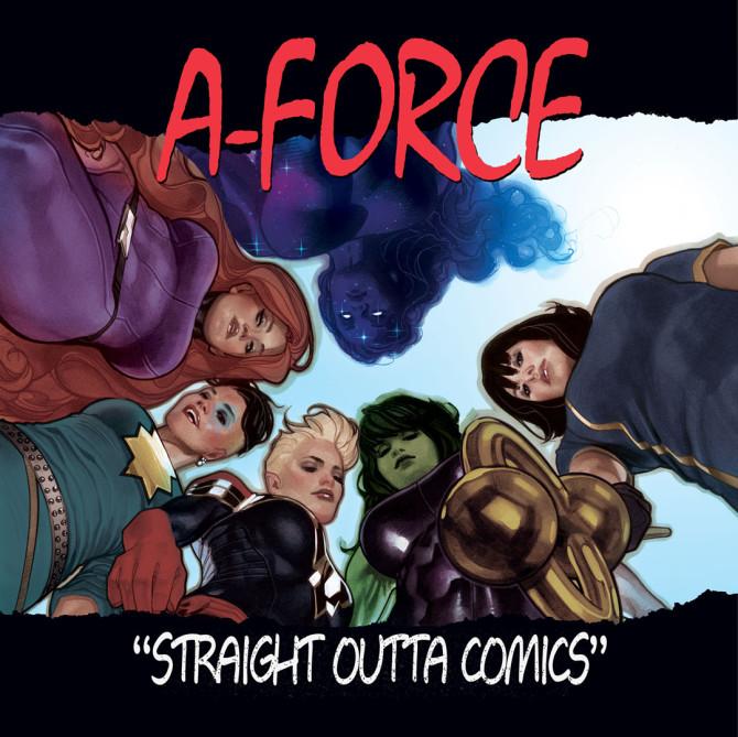 A-Force 1