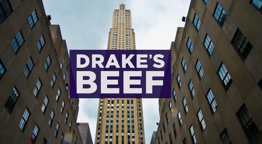 Drake's Beef