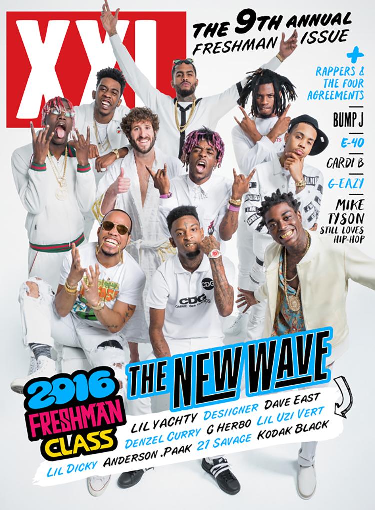 XXL 2016 Freshman Class