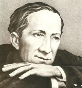 Retrato Andres Eloy Blanco