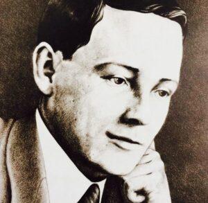 Retrato Caracciolo Parra León 1980