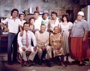 1983. Rafael Caldera en Asocerro.