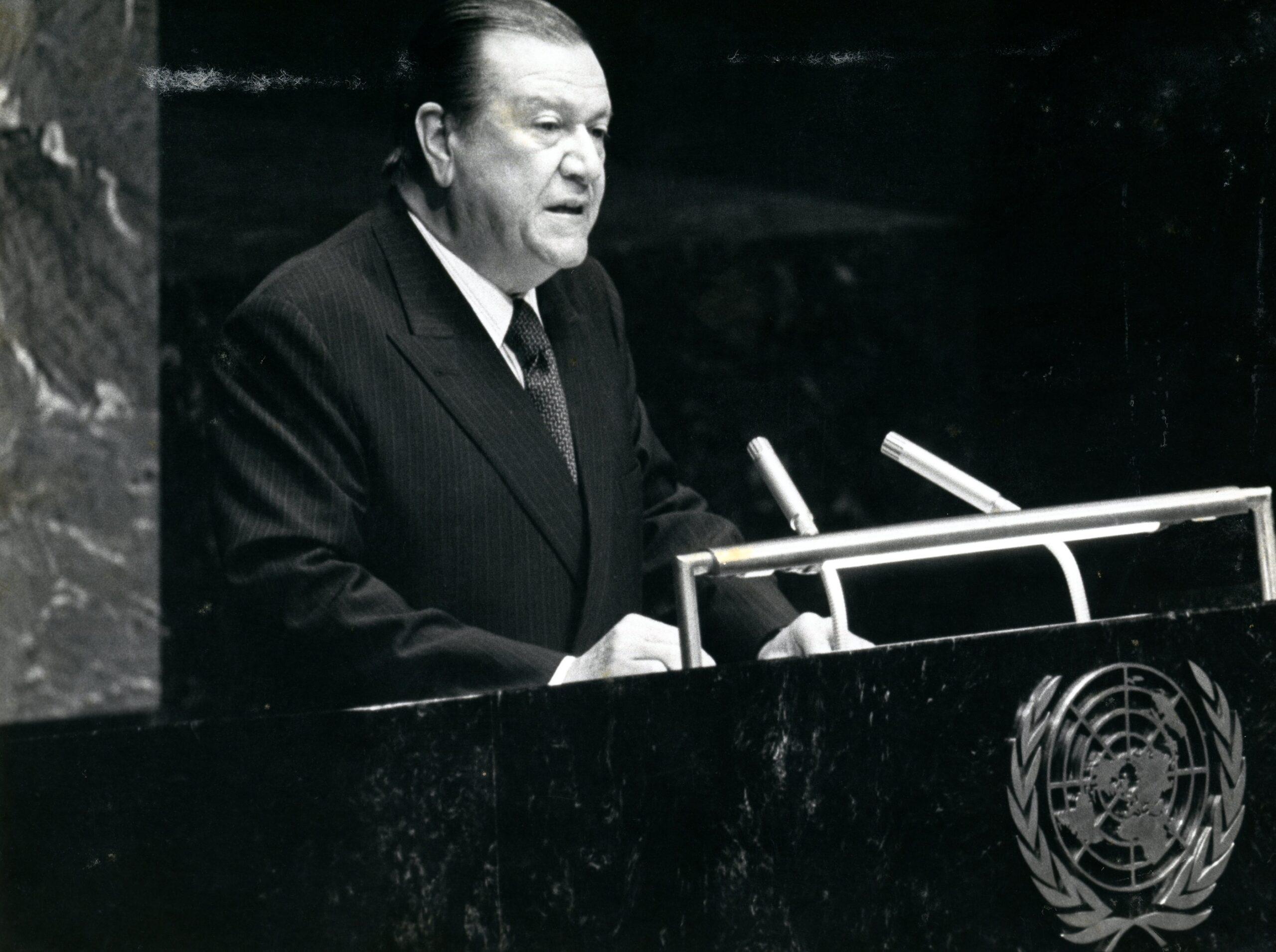 El Bien Común Universal y la Justicia Social Internacional (1975)