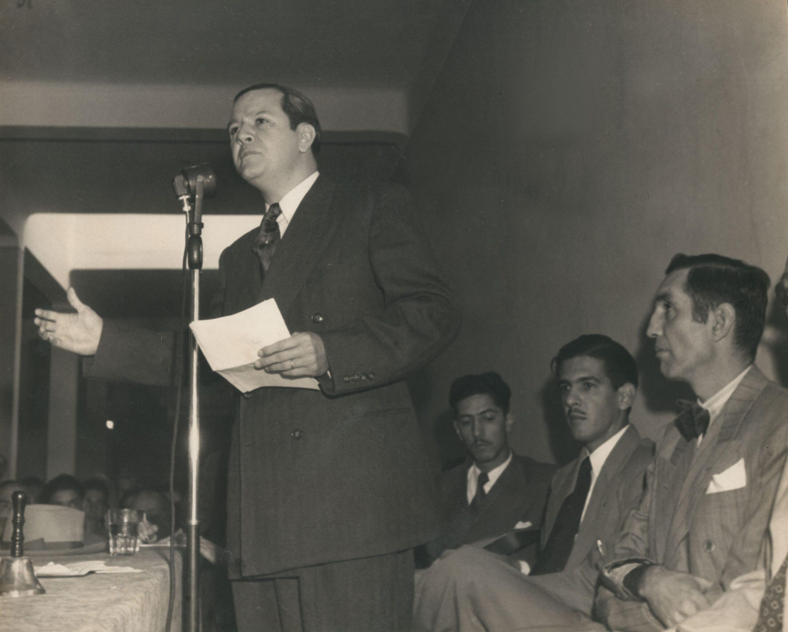Ganar la Patria – La fundación de COPEI (1946)