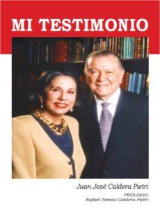 Mi Testimonio - Juan José Caldera