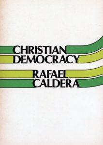 Edición en inglés: Christian Democracy (IFEDEC, 1982).
