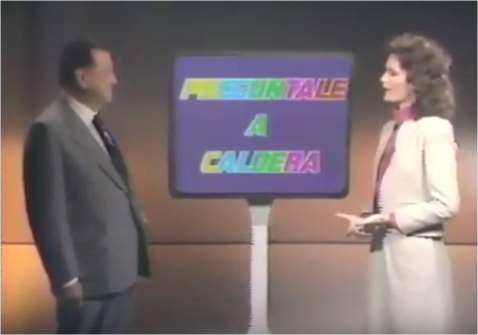 Pregúntale a Caldera – Campaña presidencial (1983)