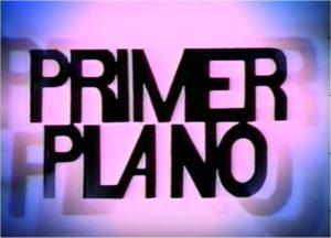 Primer Plano 1981