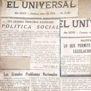 RC, enero 15, 1936