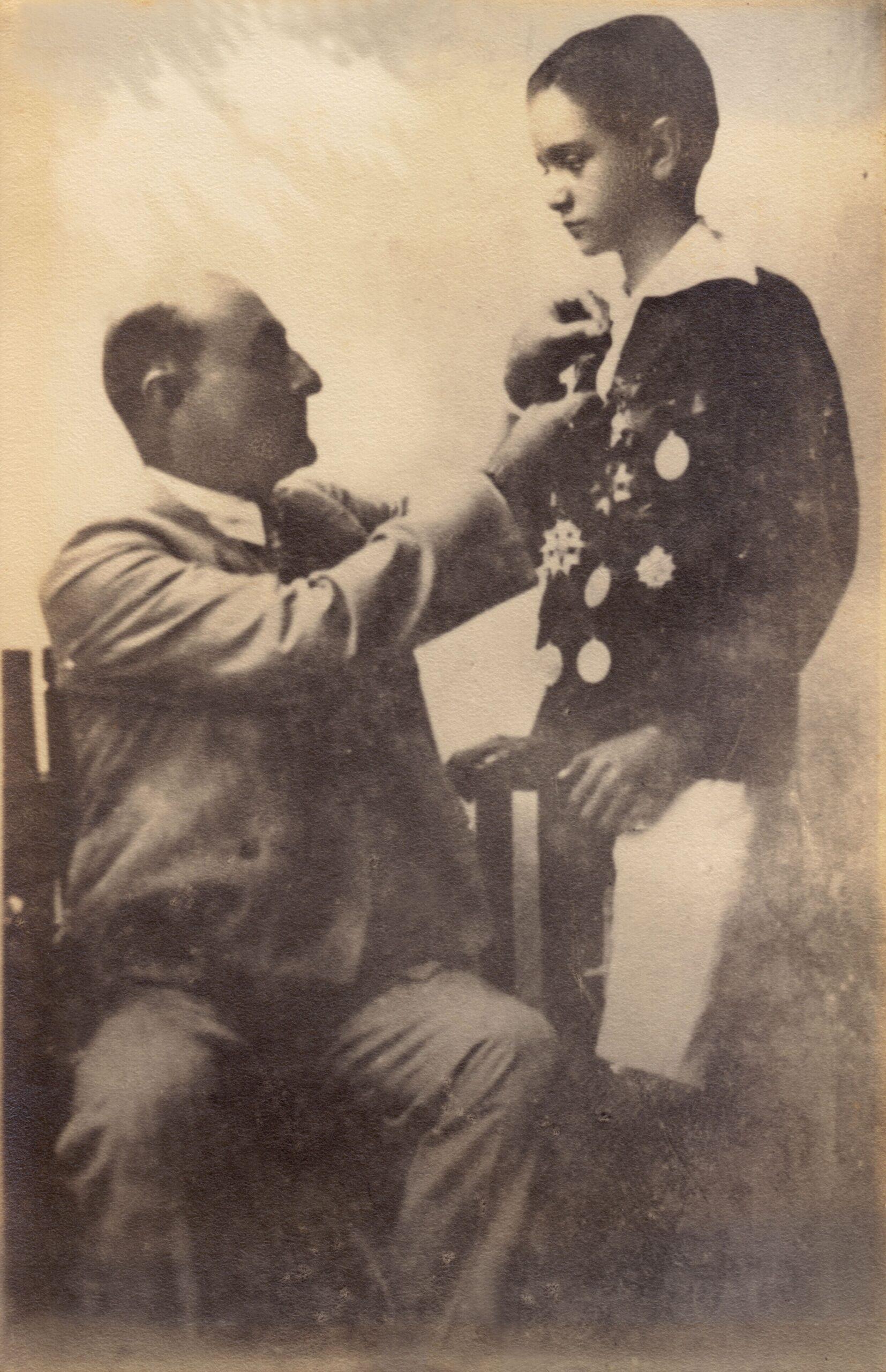 Tomás Liscano: el padre amante, el maestro de todos los días (1953)