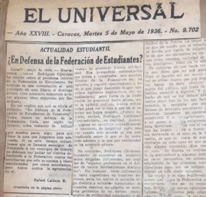 1936. Mayo,5