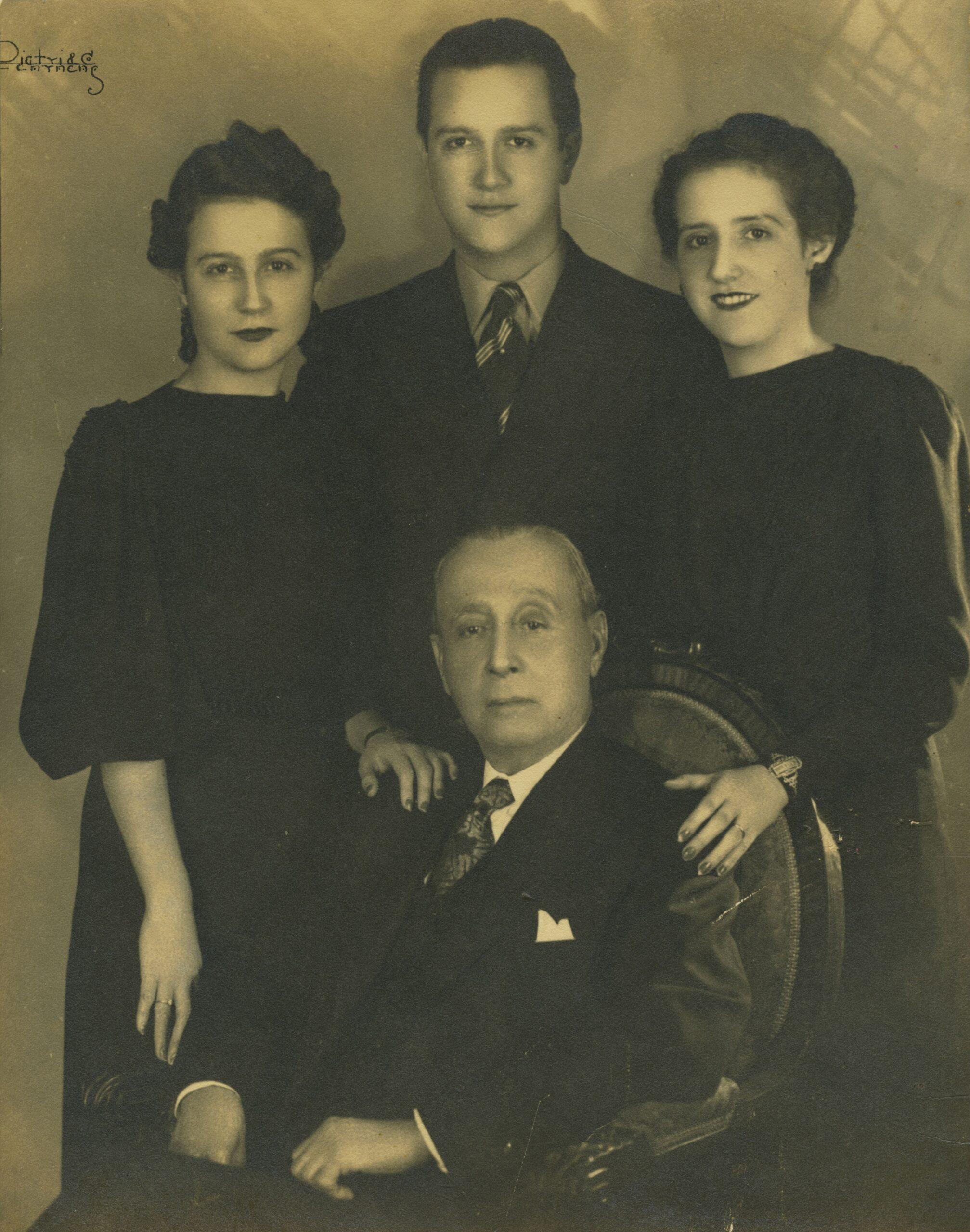 Rafael Caldera Izaguirre: Homenaje de piedad filial (1975)