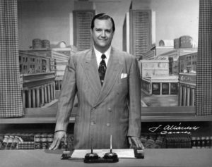 1956. Programa Aula de Conferencias TV por Televisa.