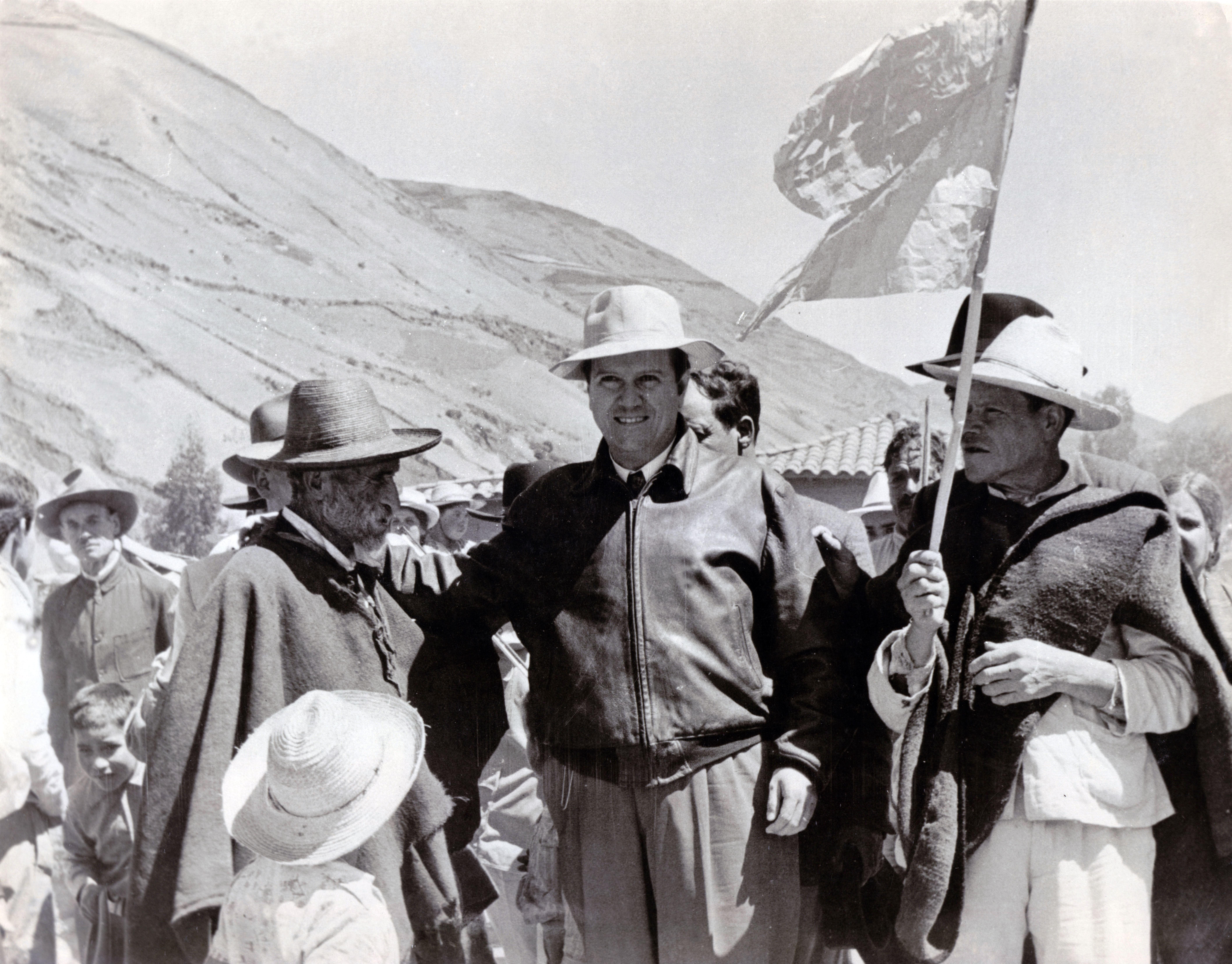 Rondón Nucete, Jesús. Rafael Caldera, Merideño integral (1981)