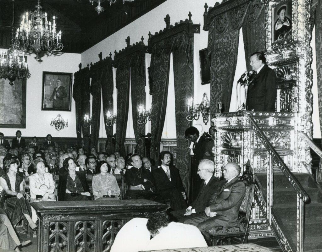 A cuarenta años del Ministerio y de la primera Ley del Trabajo (1977)