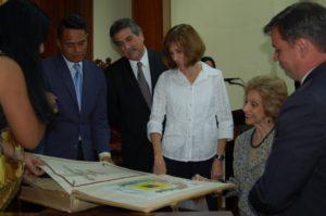 Sesión Solemne en el Concejo Municipal de Sucre.