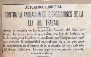 Actualidad Judicial