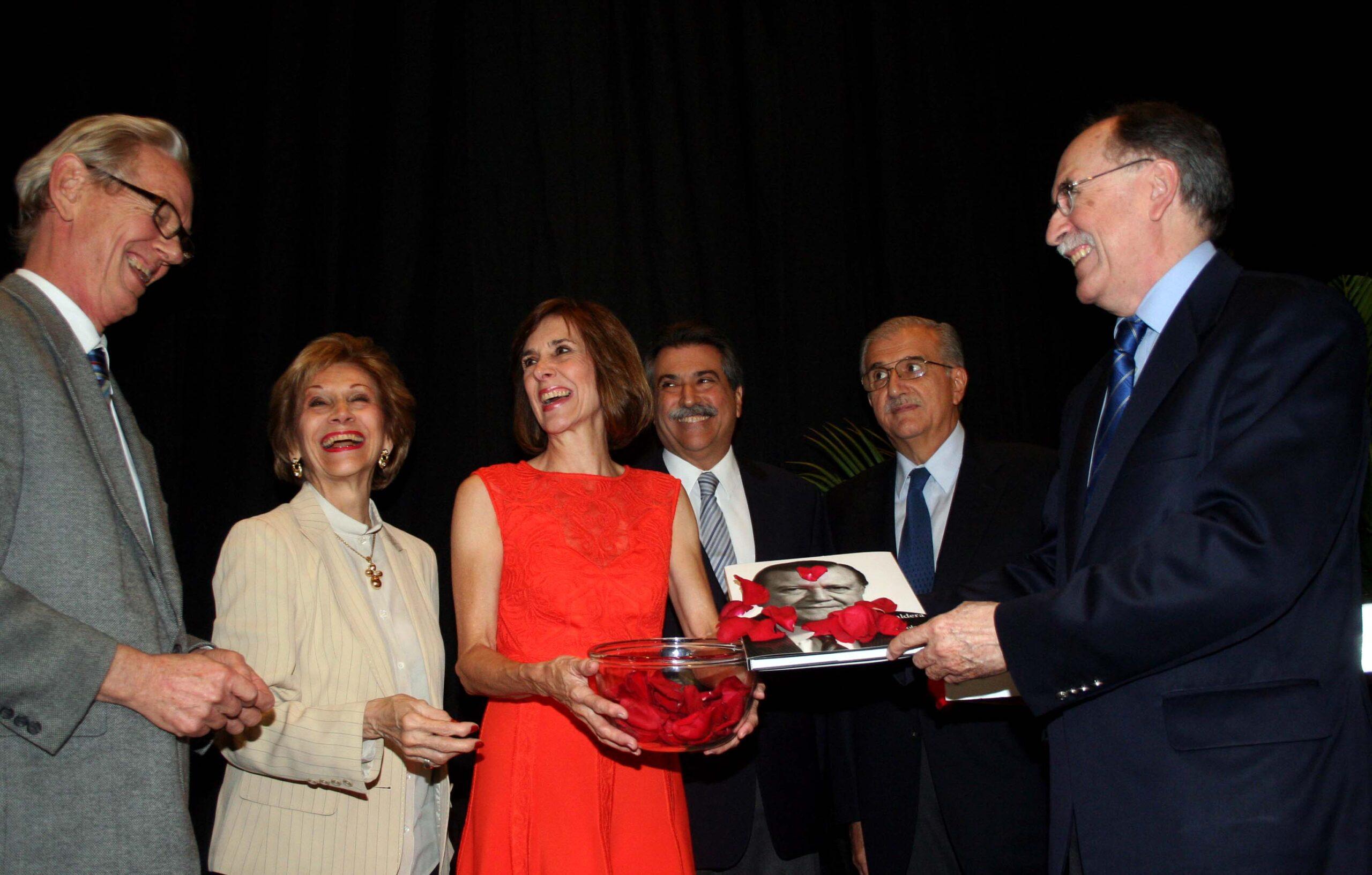 El 24 de enero de 2016 se realizó el acto central de la celebración del natalicio de Rafael Caldera.