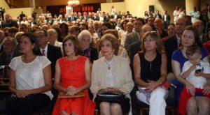El acto se realizó en la Quinta La Esmeralda en Caracas