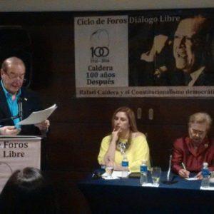 Paciano Padrón, Saralilian Lizarraga y Blanca Rosa Mármol de León.