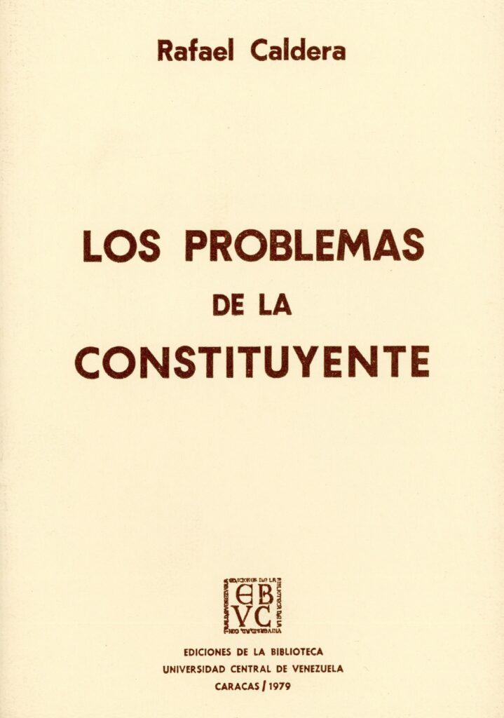 Los problemas de la Constituyente (1946)
