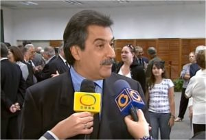 Andrés Caldera Pietri 2009