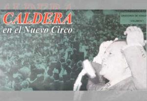 Rafael Caldera - En el Nuevo Circo